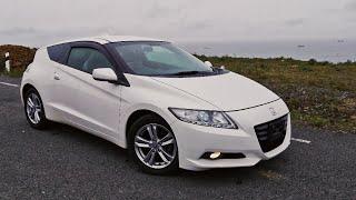 Honda CR-Z - Красивое и НЕпрактичное спорт-купе! cмотреть видео онлайн бесплатно в высоком качестве - HDVIDEO