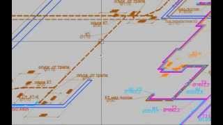 Создание аксонометрических схем в AutoCAD