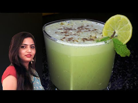 Chaas - masala Buttermilk - Masala Lassi (Spiced Salty Lassi) summer drink Recipe by manisha