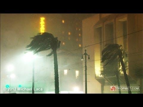 Hurricane ISAAC  New Orleans, Louisiana  August 2829, 2012
