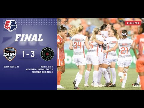 Highlights: Houston Dash vs. Portland Thorns FC | June 22, 2018