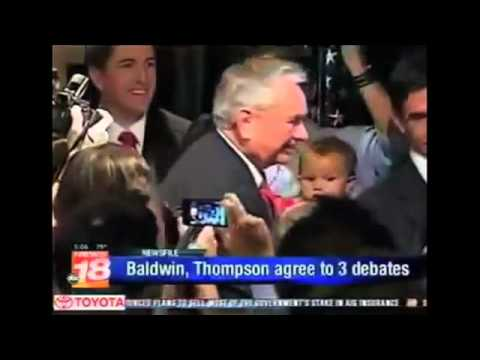 Tommy Thompson: Exhausted