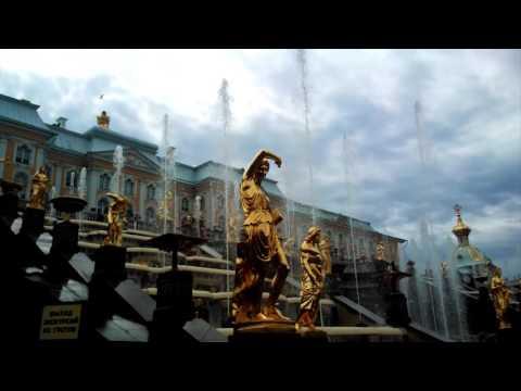 SAINT PETERSBURG Travel/Vlog/Art