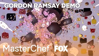 Grant Achatz & Gordon Ramsay Make A Chocolate Pumpkin Pie | Season 10 Ep. 18 | MASTERCHEF