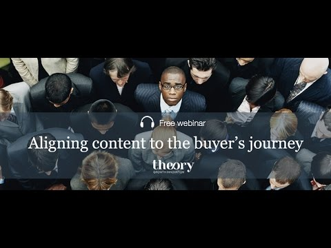 Aligning Content to The Buyer's Journey