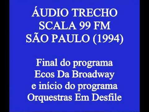 Trecho - Scala 99 FM São Paulo - 1993