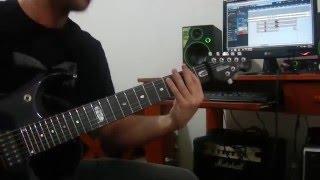 Juan Martín Giancane - Jaws Of Life (John Petrucci Cover)