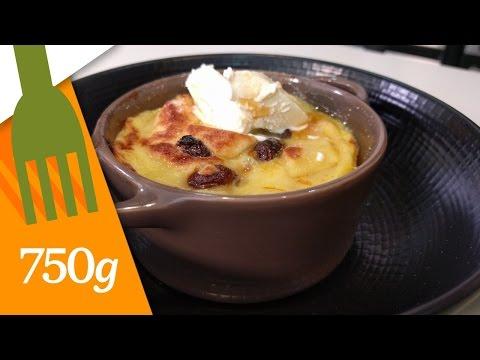 recette-de-pain-perdu-aux-raisins-et-zestes-d'orange---750g