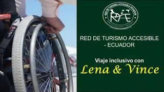 Tourisme accessible avec Red de Turismo Accesible - Ecuador