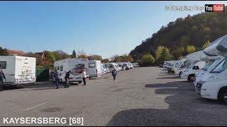 KAYSERSBERG [68] - Visite de la ville