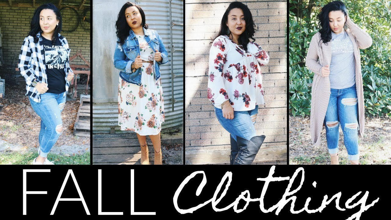 FALL LOOKBOOK 2017 | AFFORDABLE FALL OUTFIT IDEAS | CURVY GIRL FASHION | Page Danielle 9