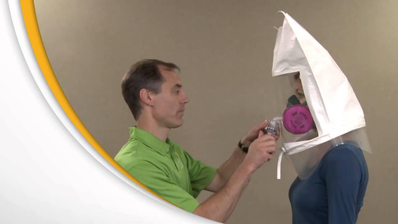 3m mask fit test kit