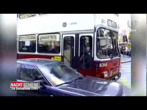 Buslinie 13A Wien 1989 Nachtschiene W24
