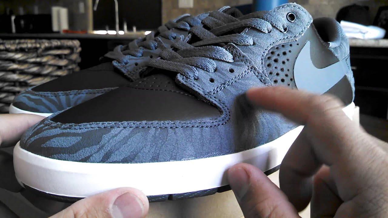 Nike SB P-Rod 7 Premium Unboxing in Armory Slate Black - YouTube fcebba48bbda