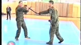 Самооборона с помощью ремня (Система Кадочникова)