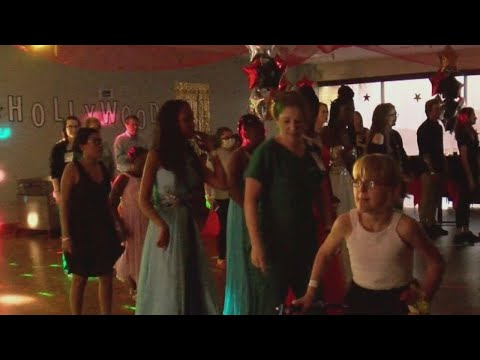 Pediatric prom night held for patients at Tampa General Hospital