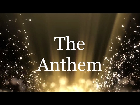 The Anthem - Todd Dulaney (Lyrics)