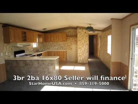Kentucky Land Mobile Home for sale - seller will finance Danville