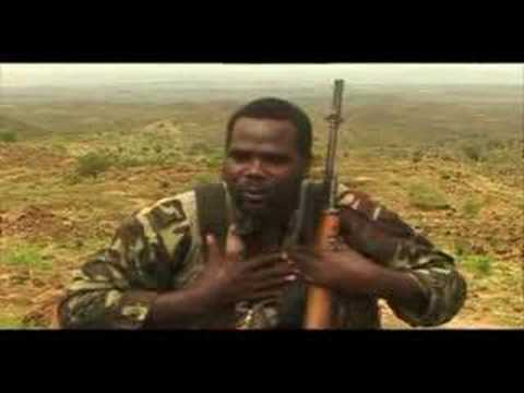 Heart of Darfur exclusive rebel leader interview - 13 Aug 07