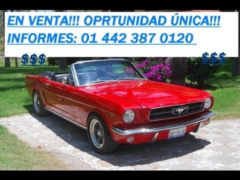 Mustang 1965 Convertible 218 Nico Youtube