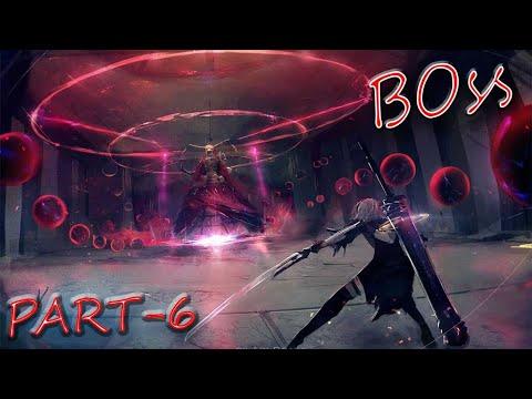 Nier Automata  Gameplay Walkthrough Part 6 BOSS || PC