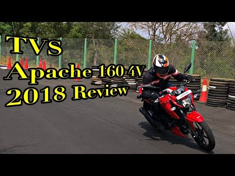 TVS Apache 160 4V Review in Hindi   MotorOctane