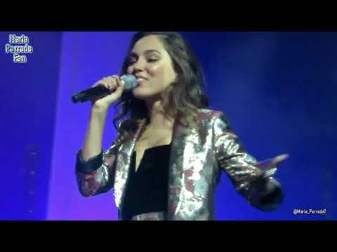 """Maria Parrado En Concierto """"No Creo En Nada"""" TOUR ALAS (Sevilla)"""