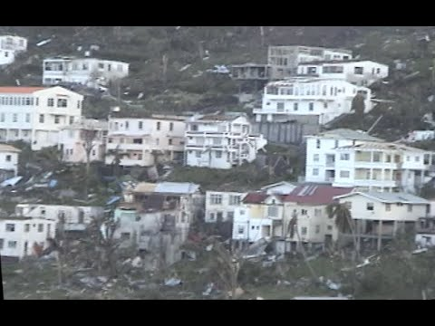 The Aftermath of Hurricane Ivan in Grenada