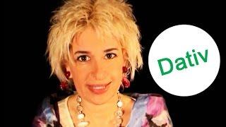 """Deutsche Grammatik: """"Der Dativ"""" (mit Sonja Hubmann)"""