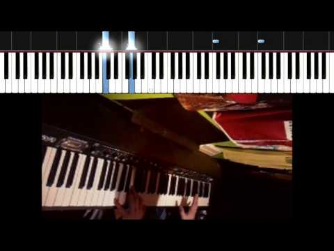 Ciara - Like A Boy (Piano + Instru cover)