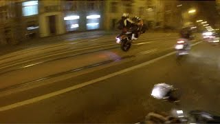 Night Ride Prague -  GoPro Hero 3