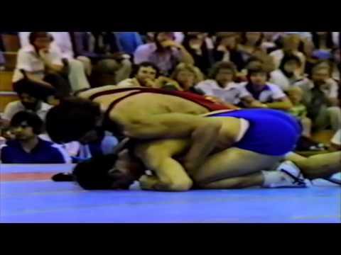 1978 Commonwealth Games 74 kg Final Rajinder Singh (IND) vs. Victor Zilberman (CAN)