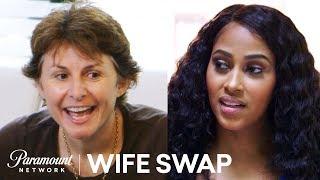 BTS 🎬 DeGarmo vs. Mosby | Wife Swap