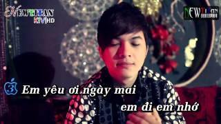[ Karaoke HD ] Lời Hứa - Khắc Việt ft Nam Cường - http:/newtitanvn.com
