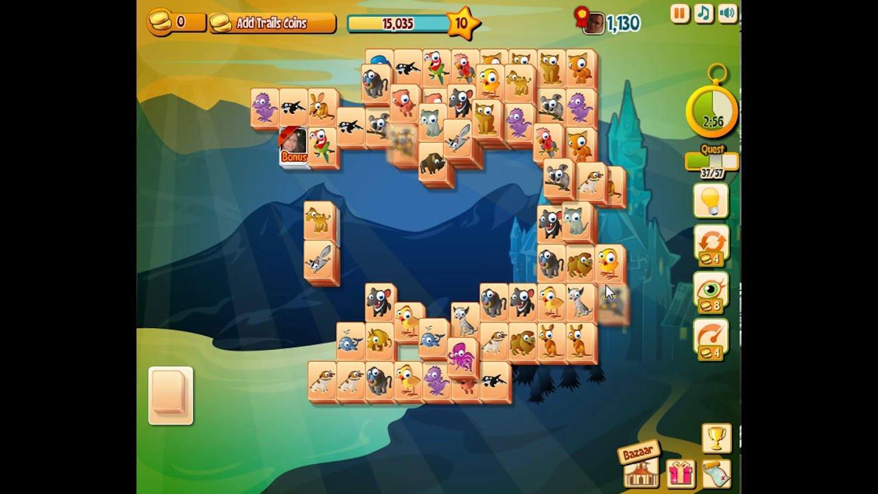 Mahjong Level