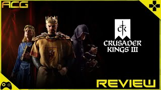 Crusader Kings 3 Review - In Progress