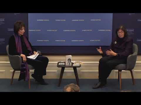 """Linda Greenhouse: Will Gorsuch """"Evolve"""" on the Supreme Court?"""