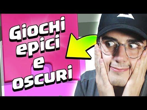 HELP! GIOCHI EPICI e OSCURI! Clash of Clans