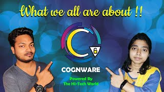 Introduction to our channel COGNWARE   #technology #technews #gadgets #ethicalhacking #software