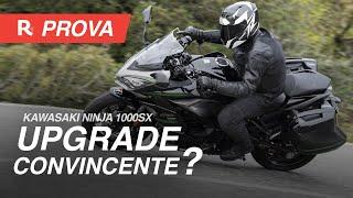 Kawasaki Ninja 1000SX, prova della sport touring 2020 più tech e personalizzabile
