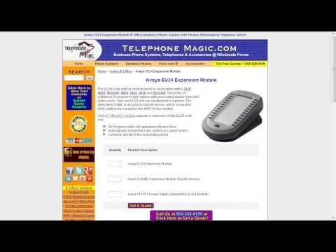 Telecom Tips: Avaya 5400 Series digital phones