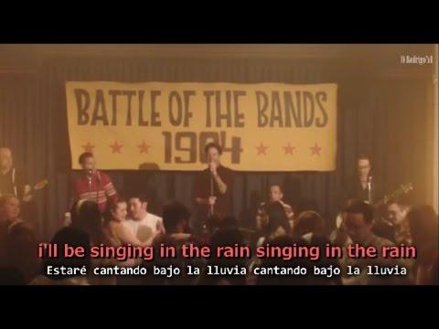 Simple Plan - Singing In The Rain [Lyrics y Subtitulos en Español] Video Official