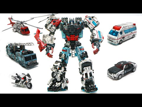 Transformers Combiner Yes