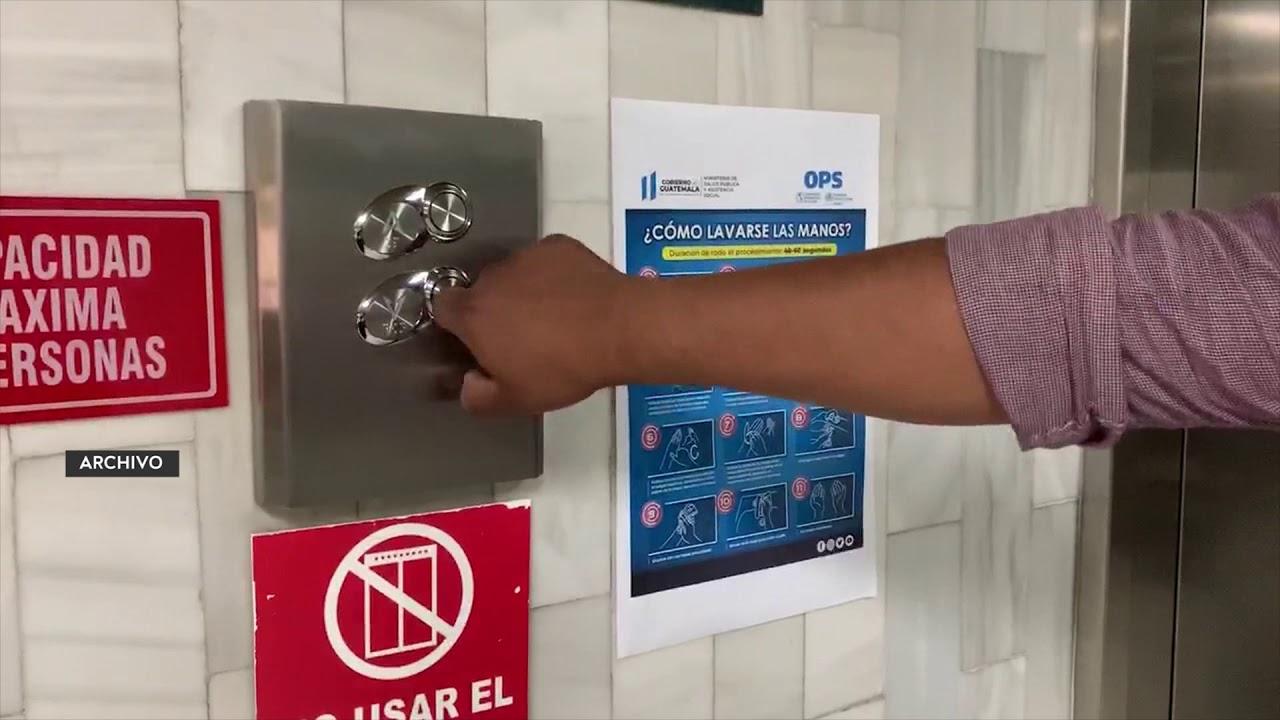 Organismo Judicial realiza hisopados a trabajadores para descartar contagios de COVID-19