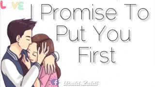Promise-  WhatsApp Status