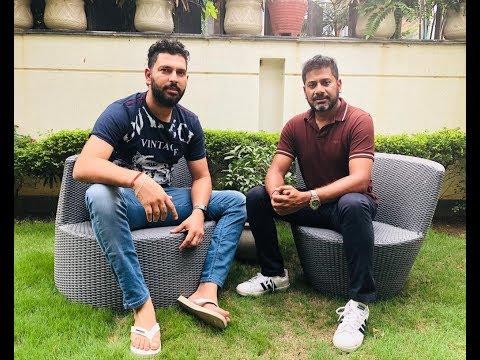 Teaser: Yuvraj Singh Most Explosive Interview On Sports Tak   Vikrant Gupta