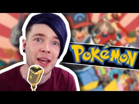 DanTDM Sings The Pokemon Theme Song