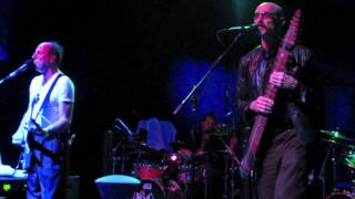 Adrian Belew, Tony Levin, Pat Mastelotto - Three of a Perfect Pair - 10-22-11