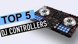 BEST 5: DJ Controllers 2018