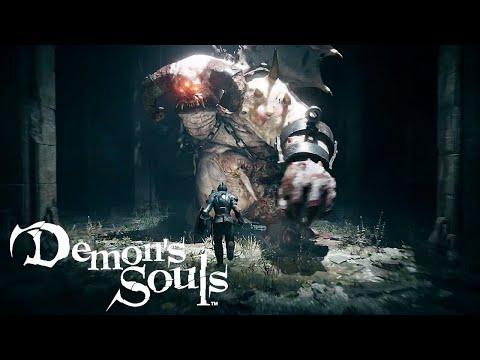 Demon's Souls - Official 4K 60FPS Gameplay Trailer